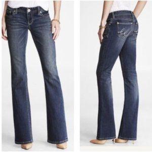 Express Stella Bootcut Jeans Size 41
